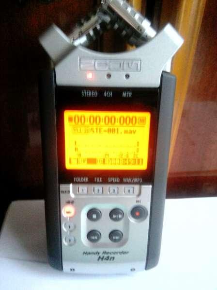 Профессиональный диктофон