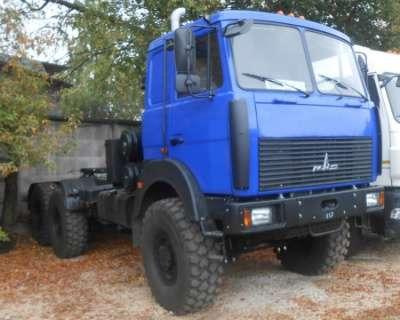 Седельный тягач МаЗ МАЗ 6425Х9-450-051