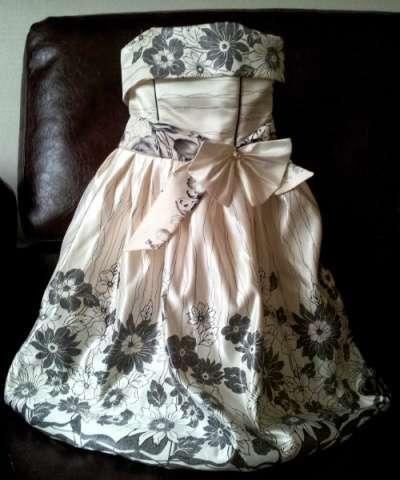 Платье праздничное для девочки от 6 лет