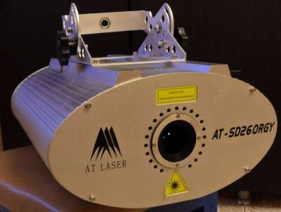 Лазер ATLaser AT-SD260RGY