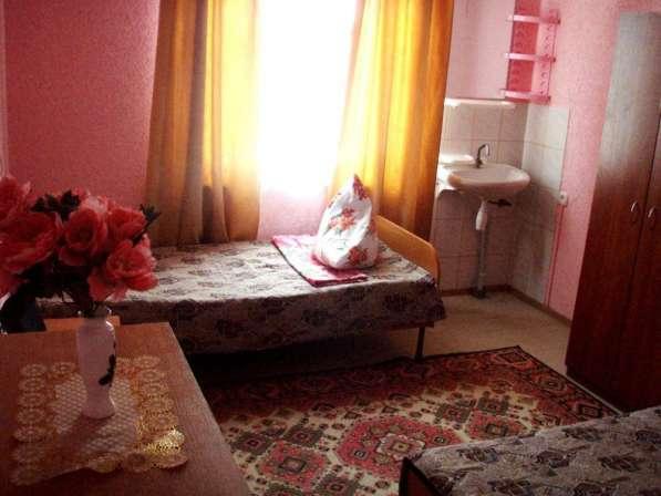 Гостевой дом Оазис Евпатория (Заозерное) в Евпатории фото 13