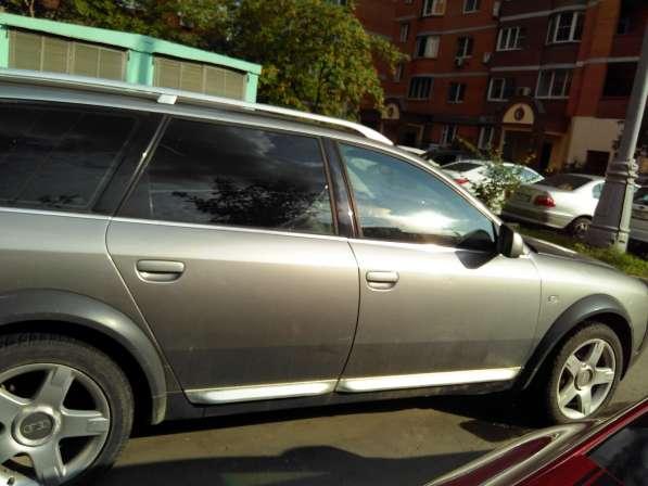 Audi, A6 allroad, продажа в Москве в Москве фото 10