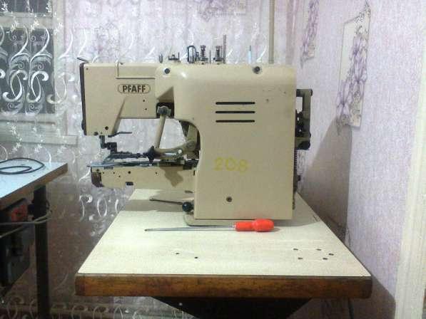 Промышленое швейное оборудования в фото 3