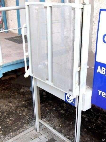 Вертикальный подъемник для инвалидов ПТУ-001 в Ростове-на-Дону