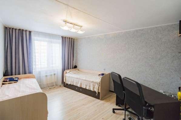 Светлая уютная квартира. Удачная планировка в Екатеринбурге фото 11