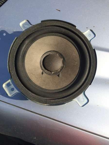 Сабвуфер на Honda Accord 8 CU2 08-12г