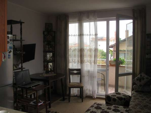 Студия 30 кв. м, 2 этаж 4 эт. жилого здания г. Черноморец в фото 14