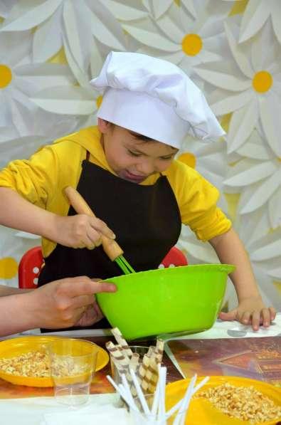Кулинарные мастер-классы для детей в Томске