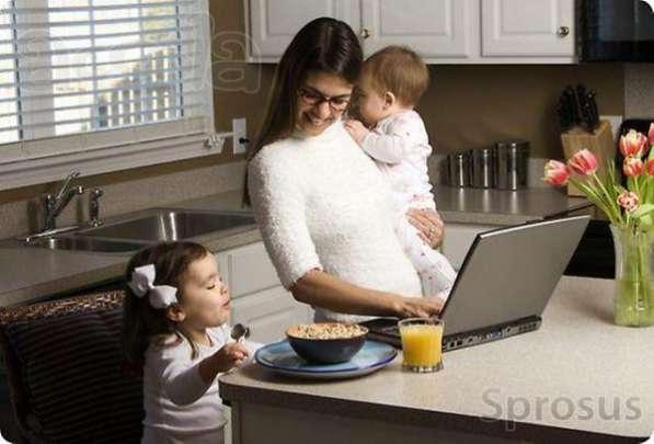 Рекламный менеджер для удаленной работы на дому