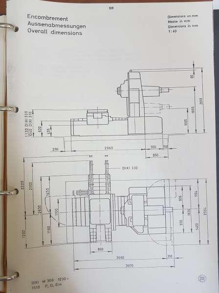 Координатно-раст. DIXI M 310 Швейцария