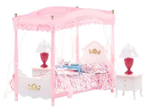 Спальня принцессы, Набор мебели для Барби
