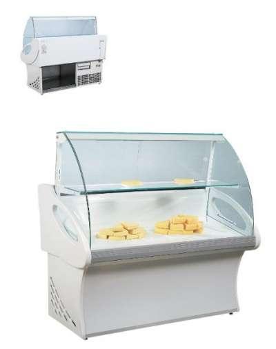 Холодильная витрина, 328л, Бирюса