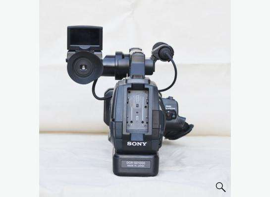 проф видео камера SONY DCR- SD 1000