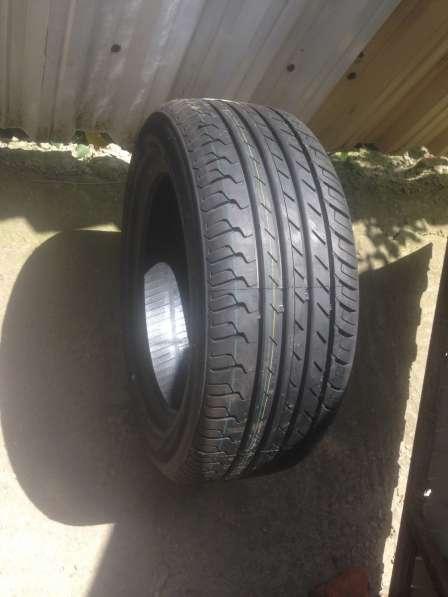 Новые шины 215/55R16