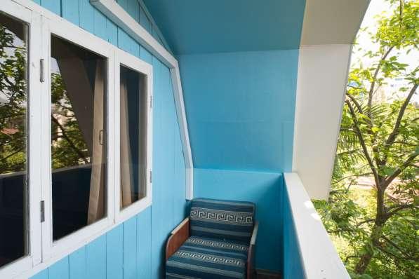 Дом с бассейном и сауной в Ялте фото 17