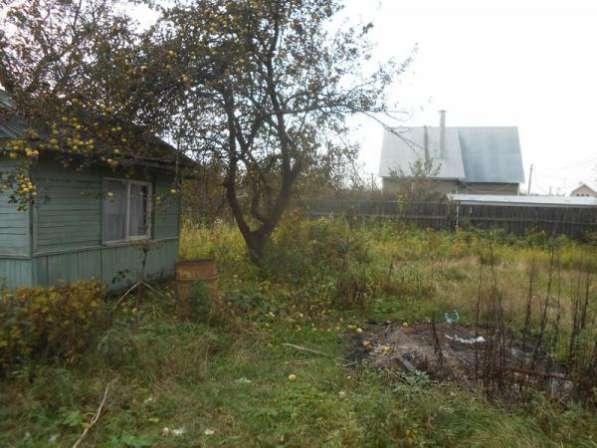 Продается участок 10 соток с жилым домом ст. Бородино,Можайский р-он,102 км от МКАД по Минскому шоссе.