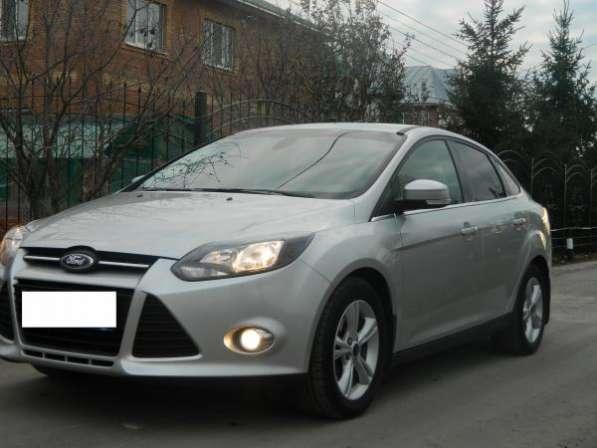 Форд фокус 3, 2012 года