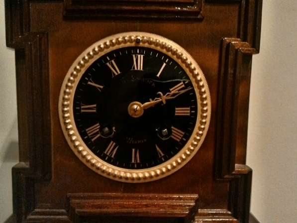Каминные часы с боем 40 см в Перми