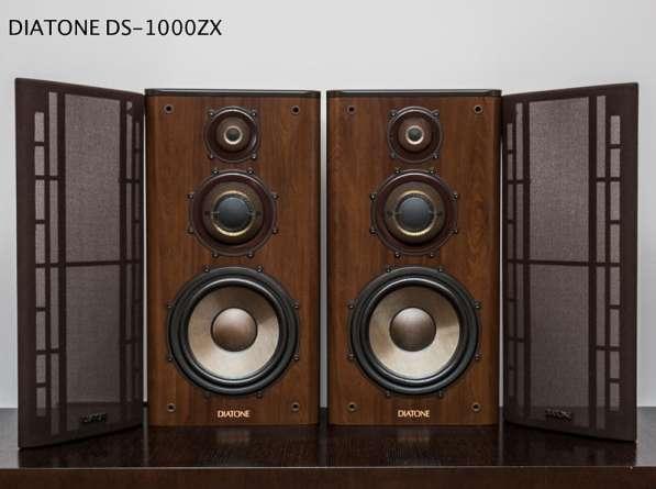 Японская высококлассная акустика DIATONE DS 1000ZX