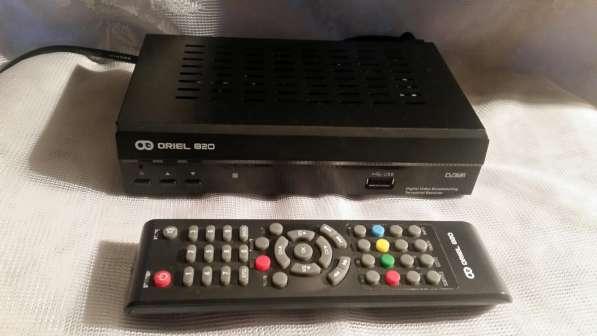 Ресивер ORIEL 820 (DVB-T2)
