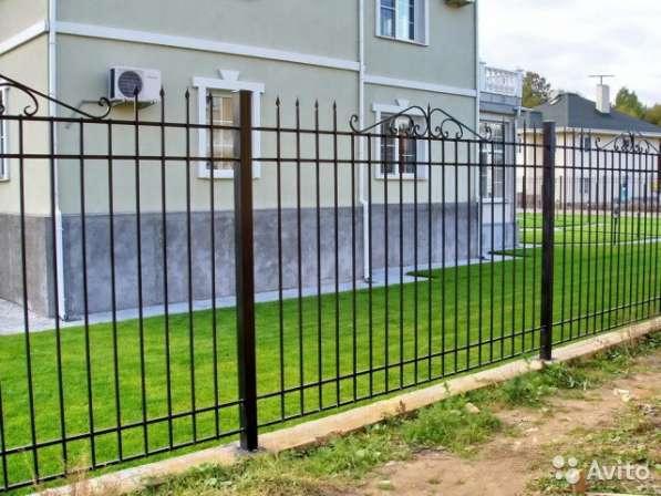 Сварные заборы, калитки, оградки, металлоконструкции. в Рязани фото 3