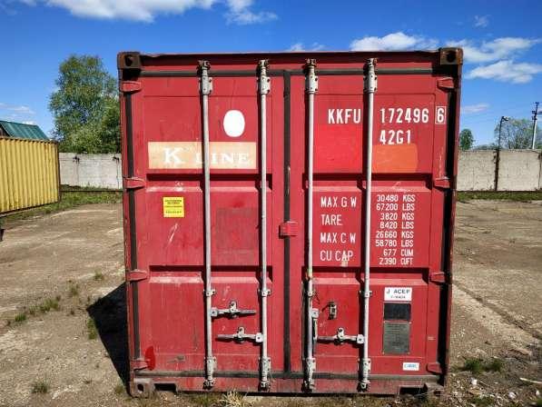 Контейнер 40 футов в Перми в Перми фото 6