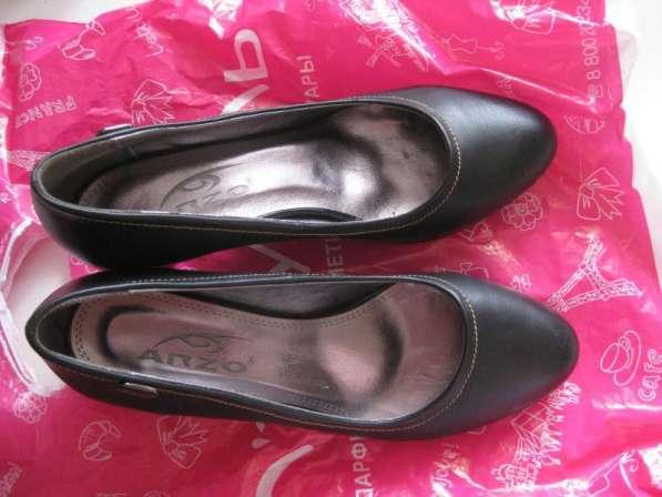 Туфли из кожи arzo