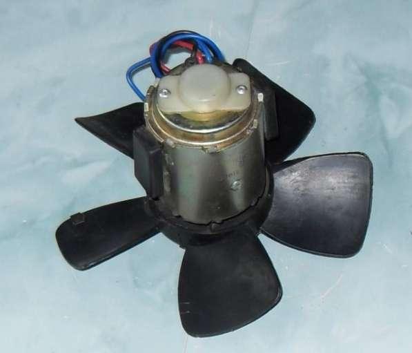 Мотор печки ВАЗ 2101-07, ока мэ-255 с крыльчаткой
