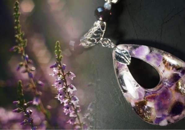 Украшения ручной работы с натуральными камнями в Ижевске фото 11