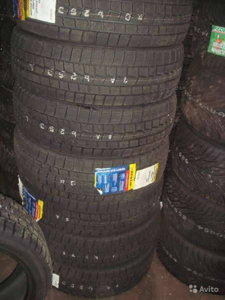 Новые зимние Dunlop 205/50 R17 Winter Maxx WM01