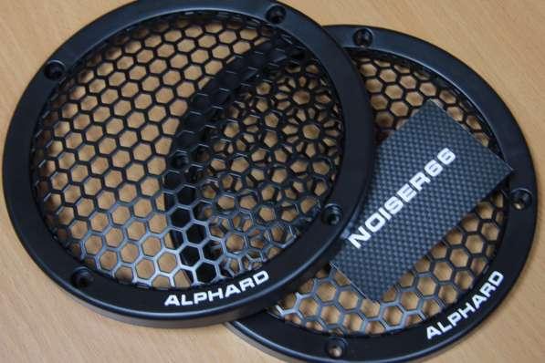 ALPHARD грили, защитные сетки