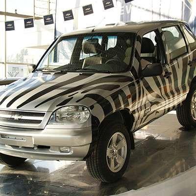 Оклейка легковых автомобилей, пикапов в Тольятти фото 3