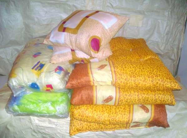 Матрац, подушка, одеяло(комплект) для рабочих, студентов в Самаре