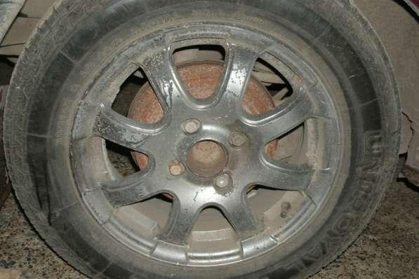 Колесные диски r-14 к автомобилю опель