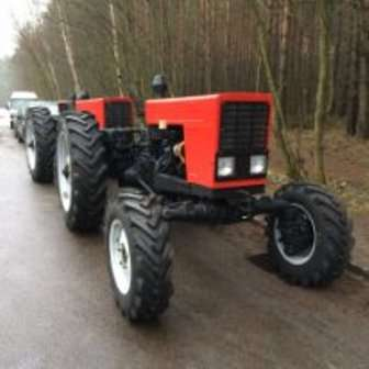 Шасси трактора МТЗ-82.1