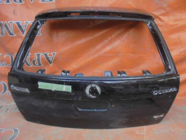 Skoda octavia a7 багажник