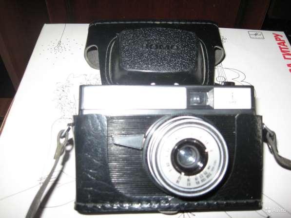 Фотоаппарат Смена-символ