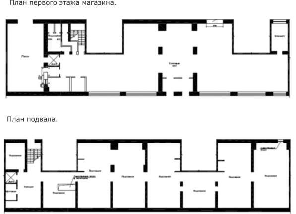 Сдам в аренду помещение площадью 870 м², Ермекова 52