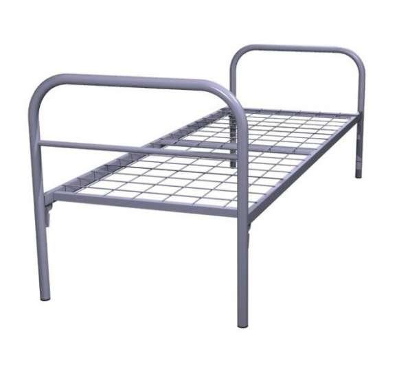 Металлические кровати для лагерей, рабочих, хостелов в Уфе фото 7