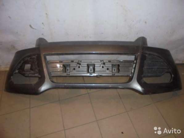 Бампер передний Ford Kuga (рестайлинг)