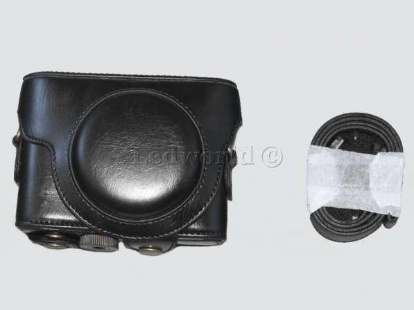 Чехол и ремень для Sony RX100, RX100 II III IV