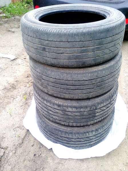 Шины Bridgestone Dueler R17 в Кургане фото 4
