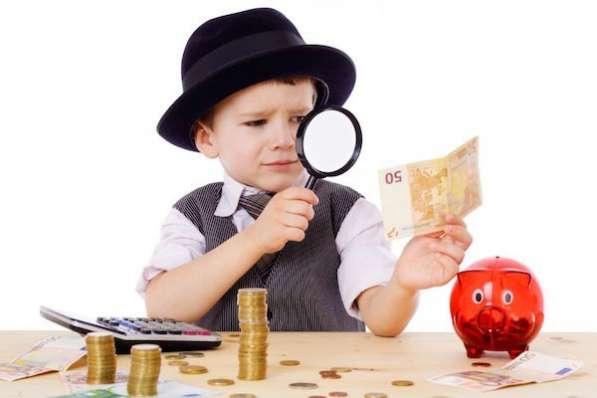 Финансовая грамотность для детей от 7 до 17 лет
