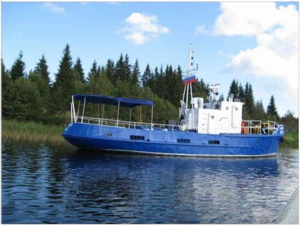 Продам катер в Петрозаводске фото 5