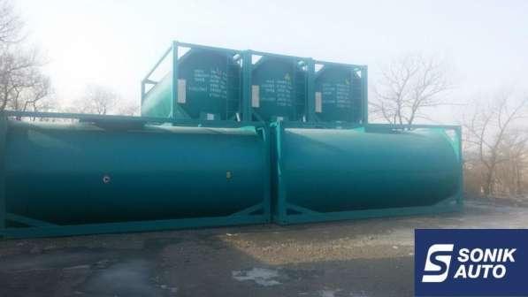 Танк-контейнер (контейнер-цистерна) для гсм бензин, дизель
