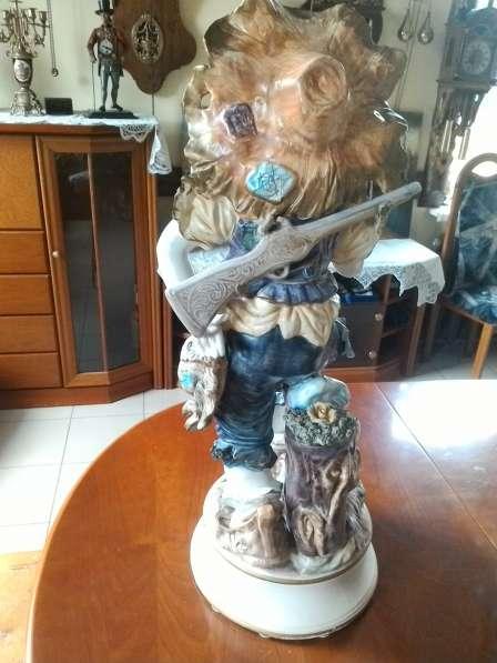 Парные фафроровые статуэтки Италия 68 см в Перми фото 8