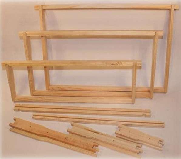 Пчеловодам рамки для ульев в сборе сколоченные с проволкой н