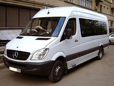 Аренда автобуса, микроавтобуса в Перми.