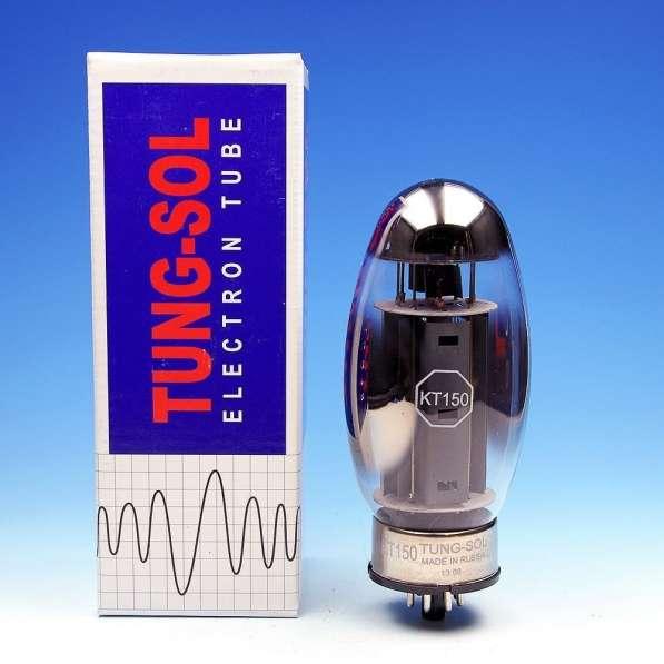 Радиолампа KT150 Tung-Sol, подбор парой квартетом, новые