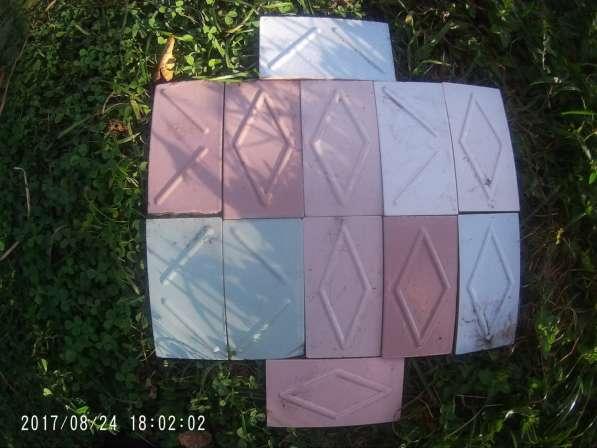 Советская керамическая плитка 5Х12 см